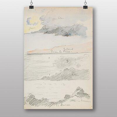 "Big Box Art ""Sketchbook"" by Henri-Edmond Cross Art Print"
