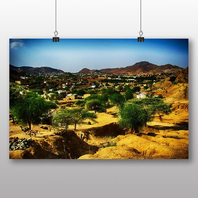 Big Box Art Ghnda Eritrea Photographic Print