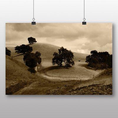 Big Box Art 'Hill View No.2' Photographic Print