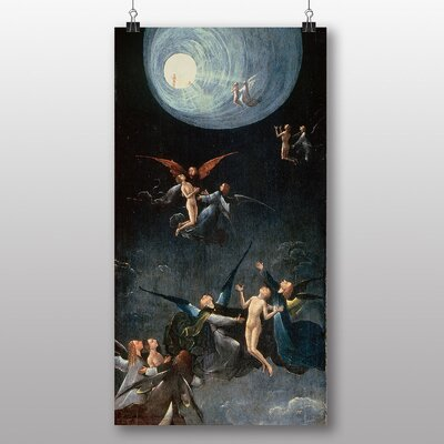 Big Box Art 'Visions from the Hereafter' by Hieronymous Bosch Art Print