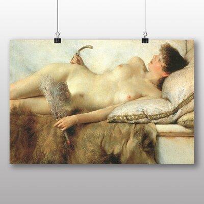 Big Box Art 'Tepidarium' by Lawrence Alma Tadema Art Print