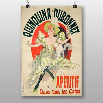 Big Box Art 'Artwork No.18' by Jules Cheret Vintage Advertisement