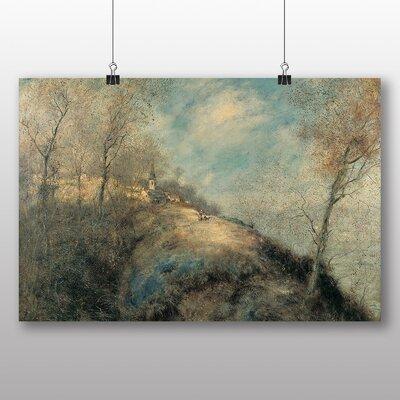 Big Box Art 'The Route Abandoned' by Jean Francois Raffaelli Art Print