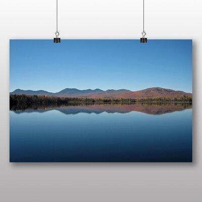 Big Box Art Jerico Lake New Hamphsire USA Photographic Print