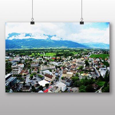 Big Box Art Liechtenstein Photographic Print