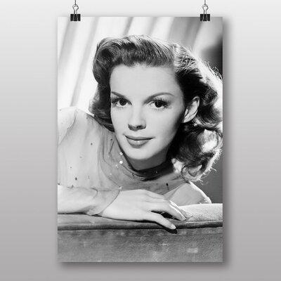 Big Box Art Judy Garland No.2 Photographic Print