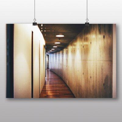 Big Box Art 'Hallway' Photographic Print