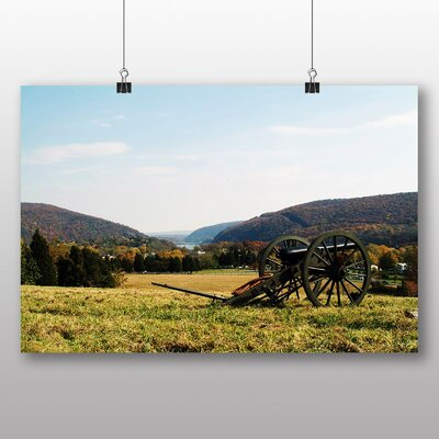 Big Box Art Harpers Ferry West Virginia USA Photographic Print Wrapped on Canvas