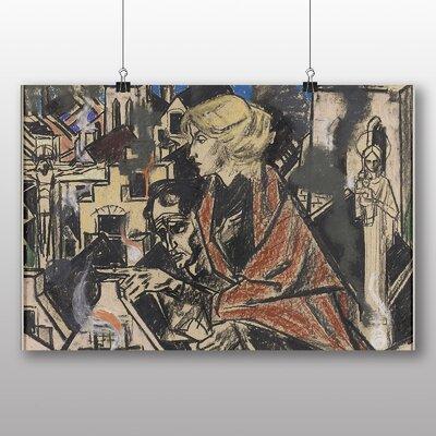 Big Box Art 'Anglante Belgium Bleeding' by Jan Toorop Art Print