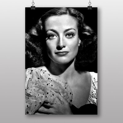 Big Box Art Joan Crawford Photographic Print
