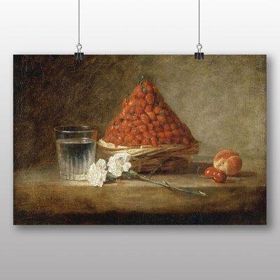 Big Box Art 'Still Life' by Jean Chardin Art Print