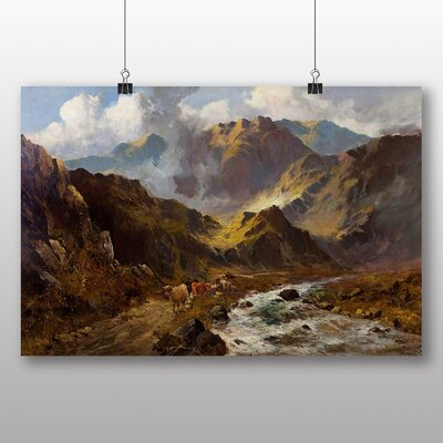 Big Box Art Glencoe' by Horatio McColluch Art Print