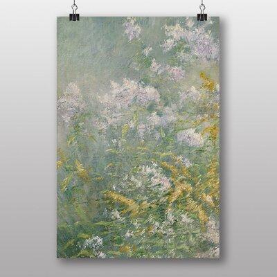 """Big Box Art """"Meadow Flowers"""" by John Henry Twachtman Art Print"""