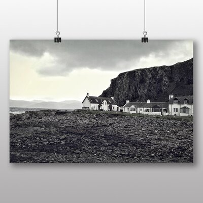 Big Box Art 'Houses by the Coast' Photographic Print