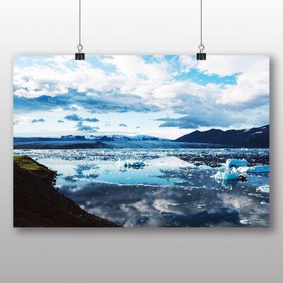 Big Box Art Iceland Landscape No.3 Photographic Print