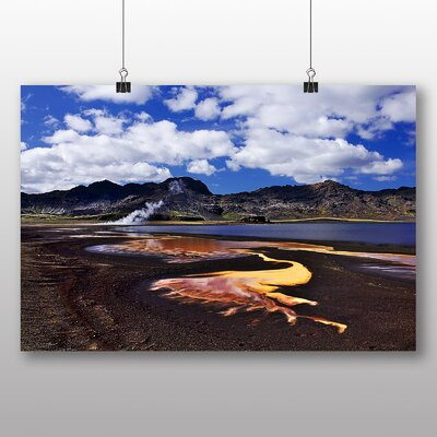 Big Box Art Iceland Landscape No.4 Photographic Print