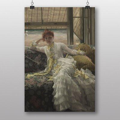 "Big Box Art ""Seaside"" by James Tissot Art Print"