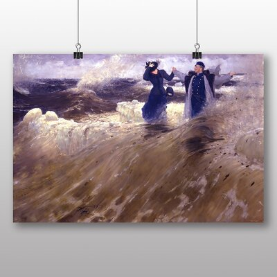 Big Box Art 'What Freedom' by Ilya Repin Art Print
