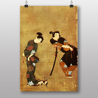 Big Box Art Japanese Oriental Art No.2 Art Print