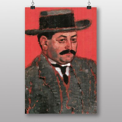 Big Box Art Nemes Marcell by Jozsef Rippl-Ronai Art Print