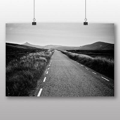 Big Box Art 'Long and Straight Road' Photographic Print