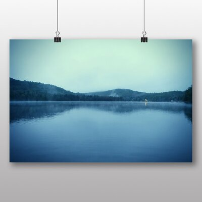 Big Box Art 'Lake Fog' Photographic Print