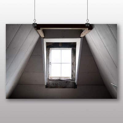 Big Box Art Light Through the Window Photographic Print