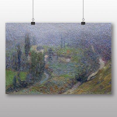 Big Box Art 'Effect of the Morning' by Henri Martin Art Print