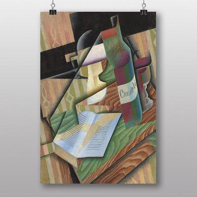 """Big Box Art """"Still Life No.12"""" by Juan Gris Art Print"""