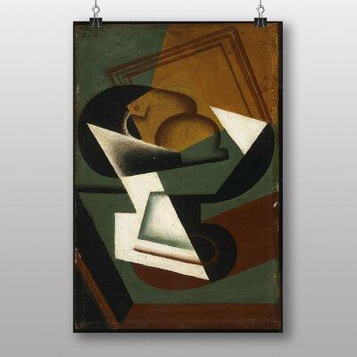 "Big Box Art ""Cafeteria"" by Juan Gris Art Print"