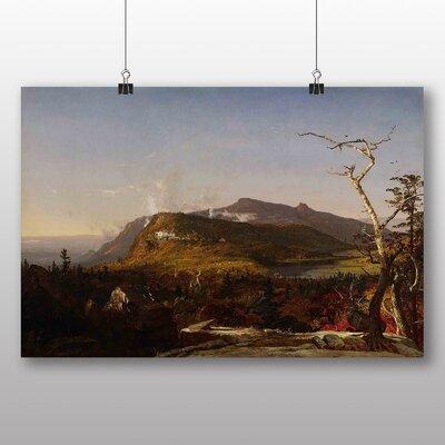 Big Box Art 'Catskill Mountain House' by Jasper Francis Cropsey Art Print