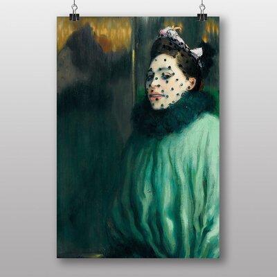 Big Box Art Women with a Veil by Louis Anquetin Art Print
