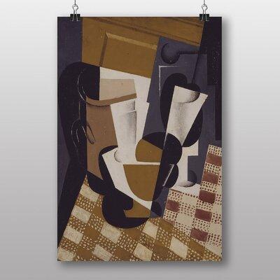 """Big Box Art """"Still Life No.7"""" by Juan Gris Art Print"""