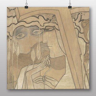 Big Box Art Desire and Satisfaction' by Jan Toorop Art Print