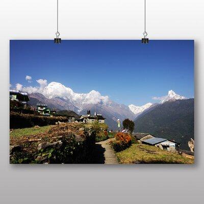 Big Box Art Landscape Nepal No.1 Photographic Print
