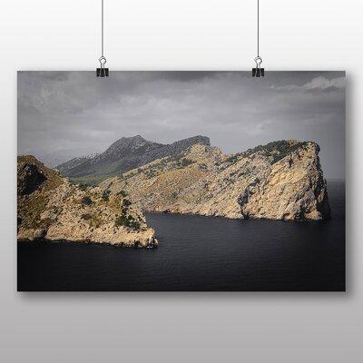 Big Box Art Landscape by the Sea Photographic Print