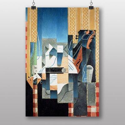 "Big Box Art ""Still Life"" by Juan Gris Art Print"
