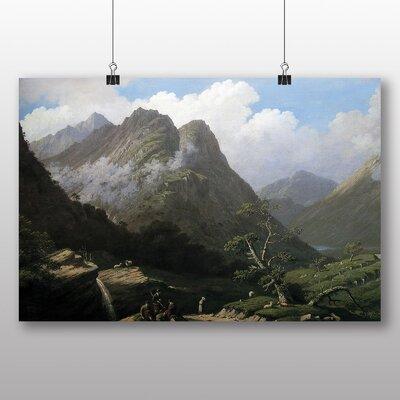 Big Box Art 'Glencoe' by Knox John Art Print