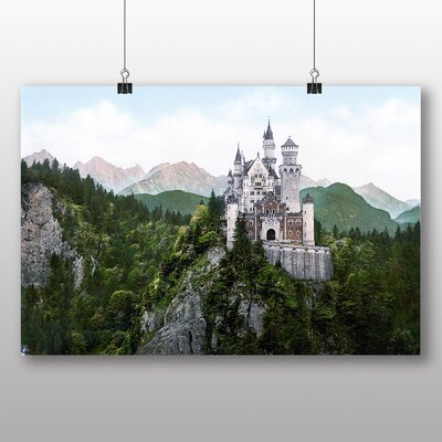 Big Box Art Neuschwanstein Bavaria Photographic Print