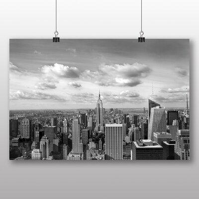 Big Box Art New York City Skyline USA No.9 Photographic Print