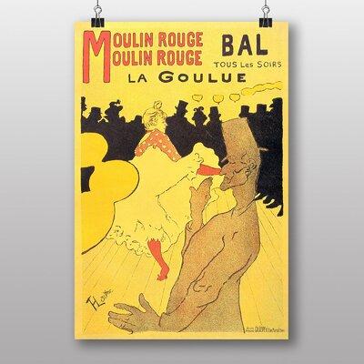 Big Box Art 'Artwork No.13' by Jules Cheret Vintage Advertisement