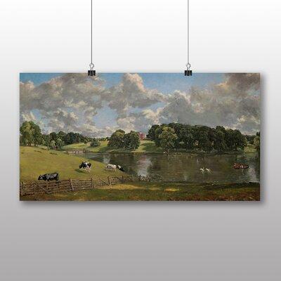 Big Box Art 'Wivenhoe Park, Essex' by John Constable Art Print