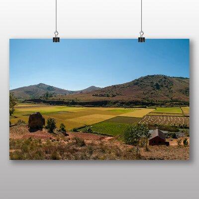 Big Box Art Landscape Madagascar No.1 Photographic Print on Canvas