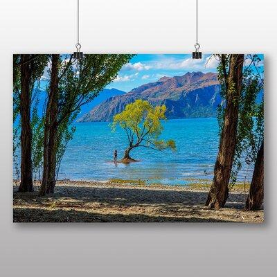 Big Box Art New Zealand Scenery No.6 Photographic Print