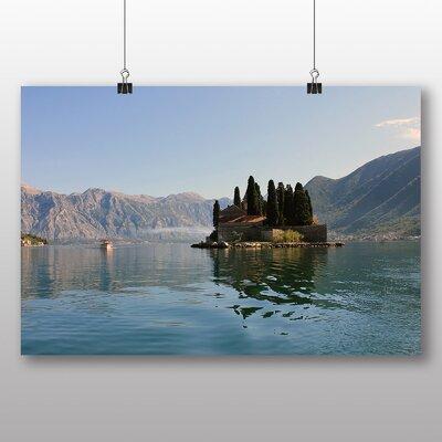 Big Box Art Montenegro No.3 Photographic Print Wrapped on Canvas