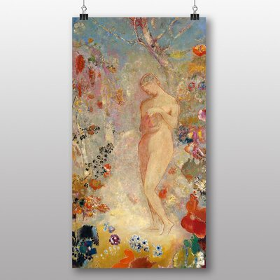 Big Box Art 'Pandora' by Odilon Redon Art Print
