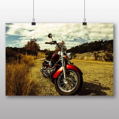 Big Box Art Motorcycle Motorbike No.2 Photographic Print