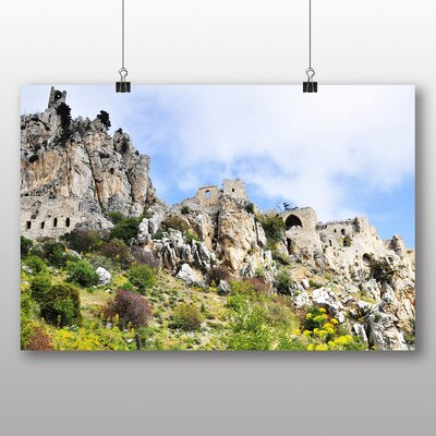 Big Box Art North Cyprus Castle Photographic Print on Canvas