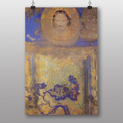 Big Box Art Evocation by Odilon Redon Art Print