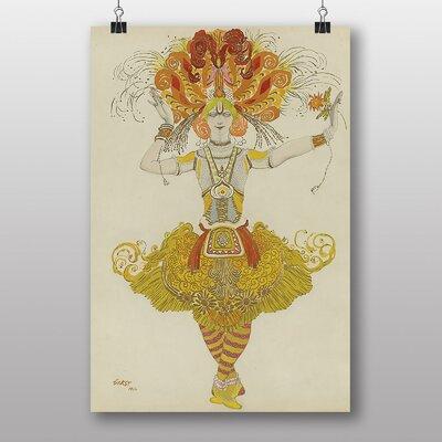 Big Box Art Costume Design No.3 by Leon Bakst Art Print
